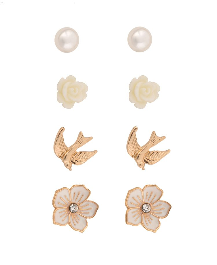Cute earring set from Forever 21