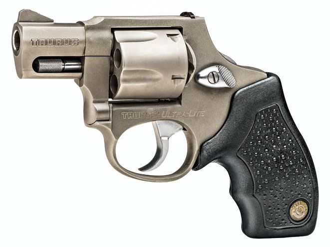 The tiny Taurus M380 packs five shots of .380 ACP for go-anywhere defense!
