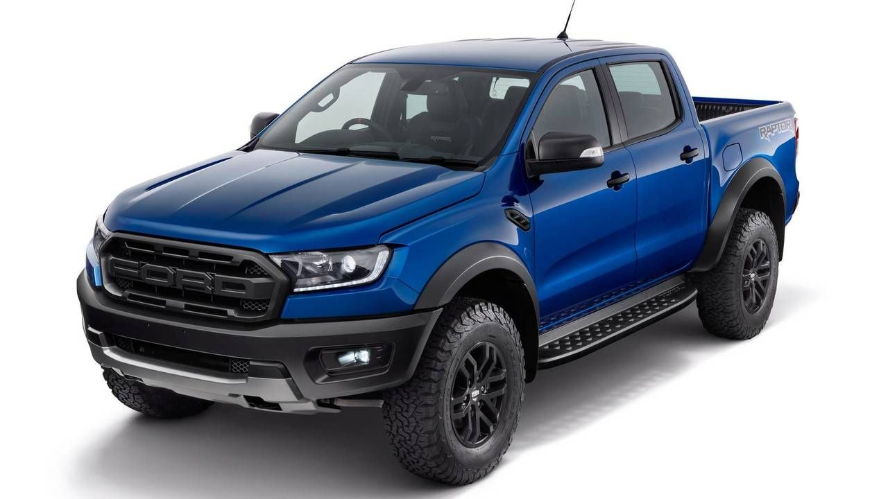 Ford Ranger Raptor Debuts With 210 Biturbodiesel Horsepower With