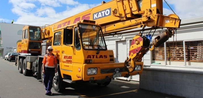 GOT A TRADE? GOT IT MADE! | Crane operator, Crane, Operator