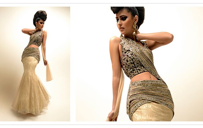 Wrap yourself up this season in the ultimate show stopping sarees :: Khush Mag