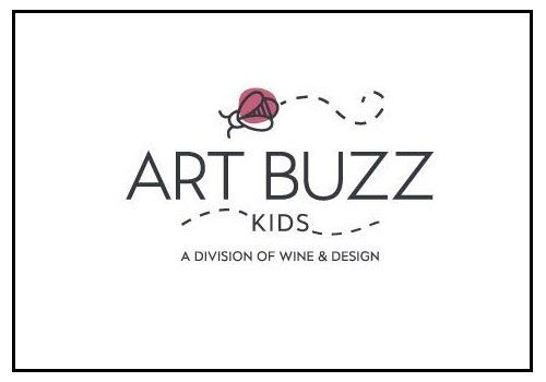 Win a Gift Certificate for Art Buzz Kids at Wine & Design