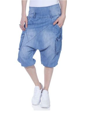 azura harem cargo pants only