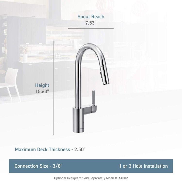 Best Motion Sensor Kitchen Faucet Reviews To Make The Best Buy Chrome Kitchen Faucet Black Kitchen Faucets Bathroom Faucets