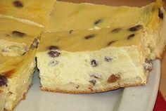 Grandma's sour cream cake  - Rezepte -