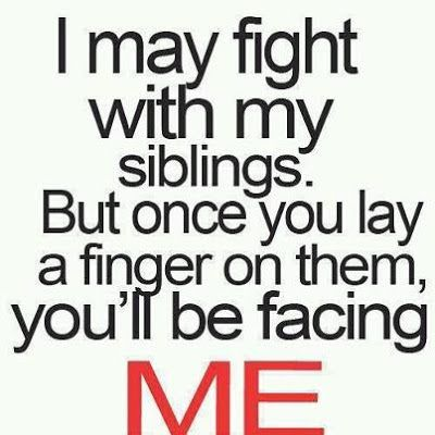 happy siblings quotes