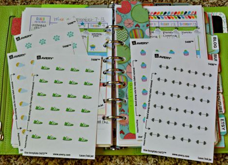 How to make your own planner stickers So many great ideas! And of