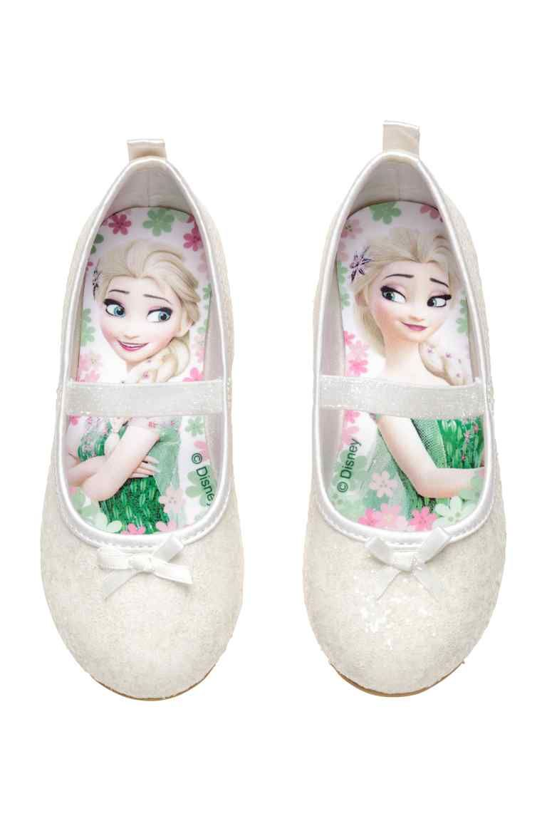 balerina shoes white girl