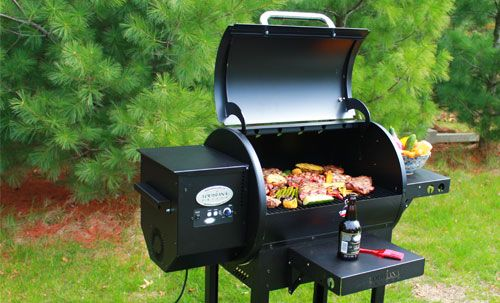 Louisiana Grills | Made in North America - Wood Pellet