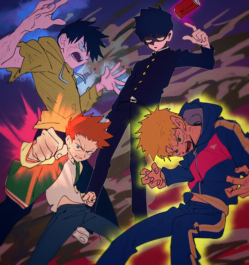 ひ on twitter mob psycho 100 anime mob psycho 100 mob psycho