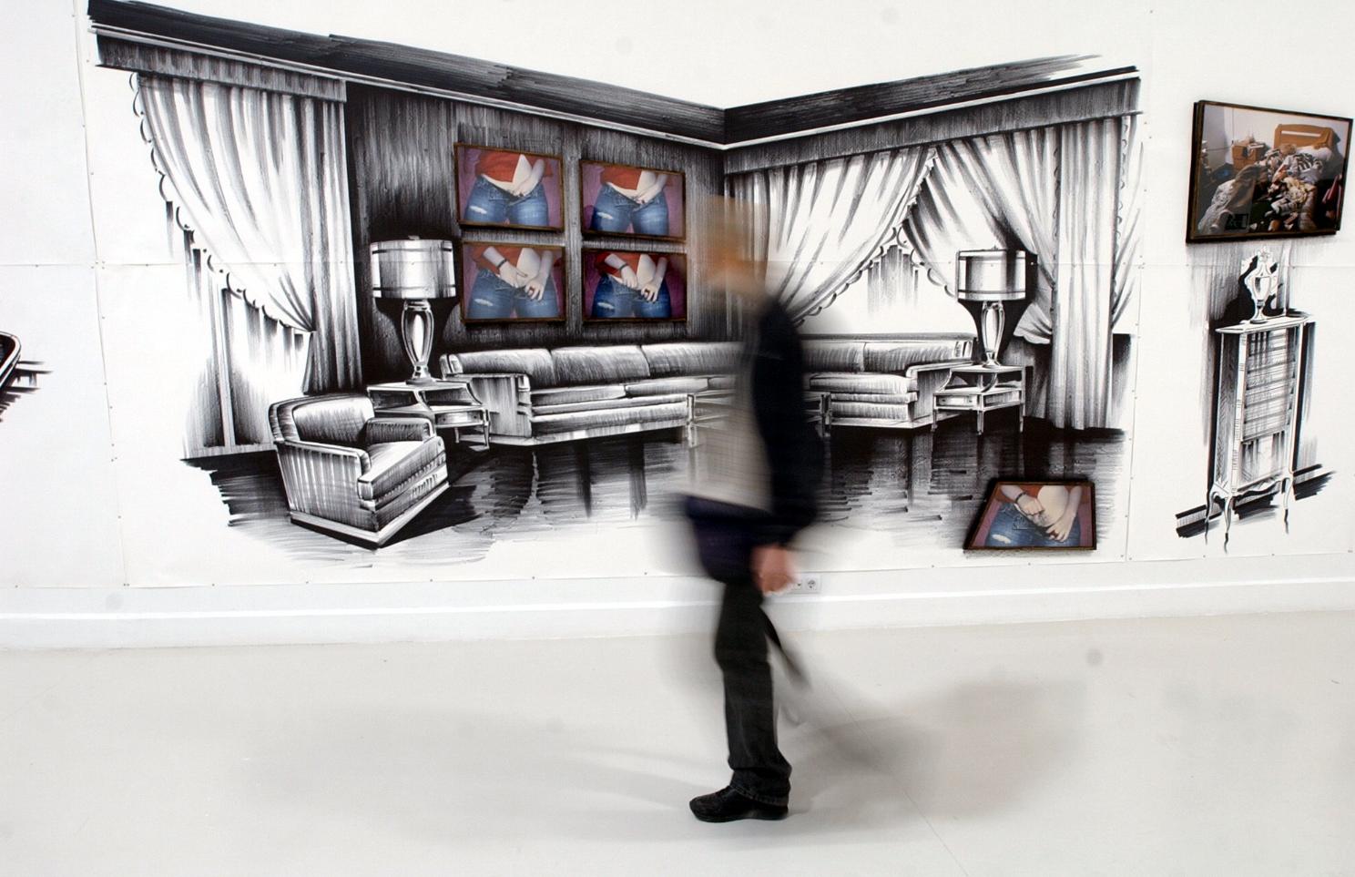 Exposición en 2004