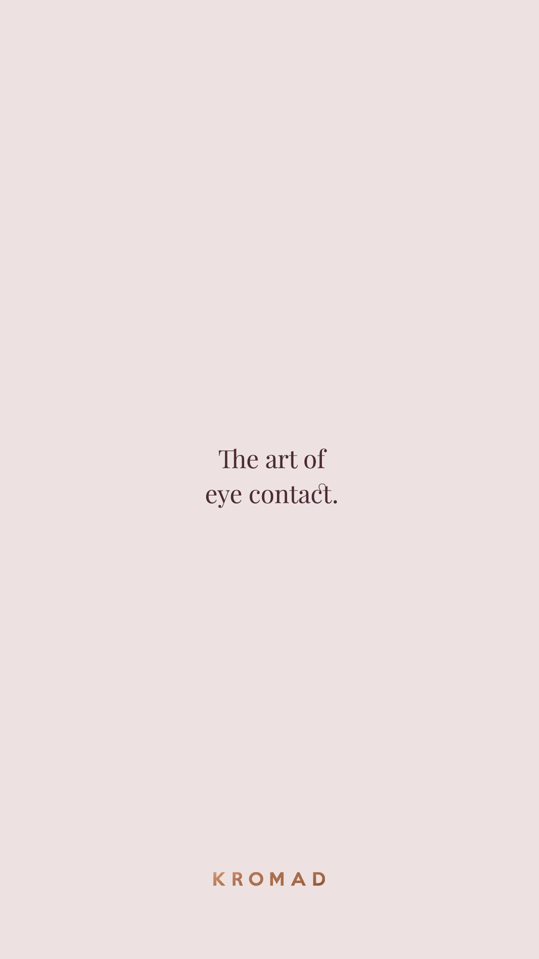 The art of eye contact. | #Motivational #Quotes ...
