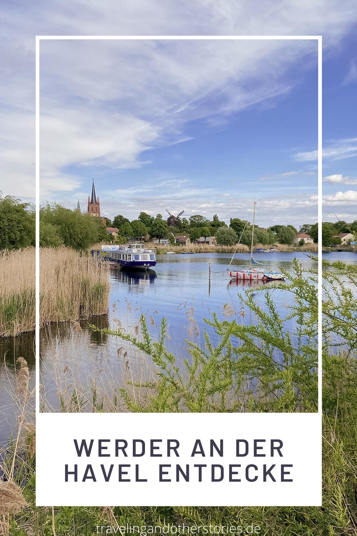 Werder An Der Havel Entdecken In 2020 Ausflug Reiseziele Reisen