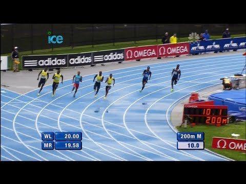 Warren Weir Mens 200m | 2013 ADIDAS GRAND PRIX | LIVE 5-25-13