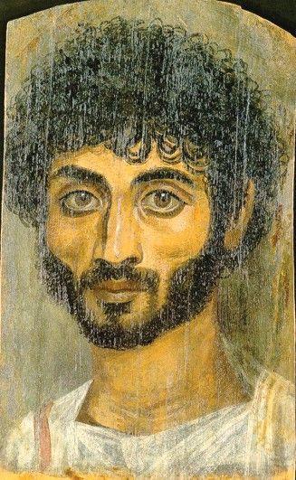 Ancient Roman Portraiture | Egypt: Roman Mummy Portraits - Set 4