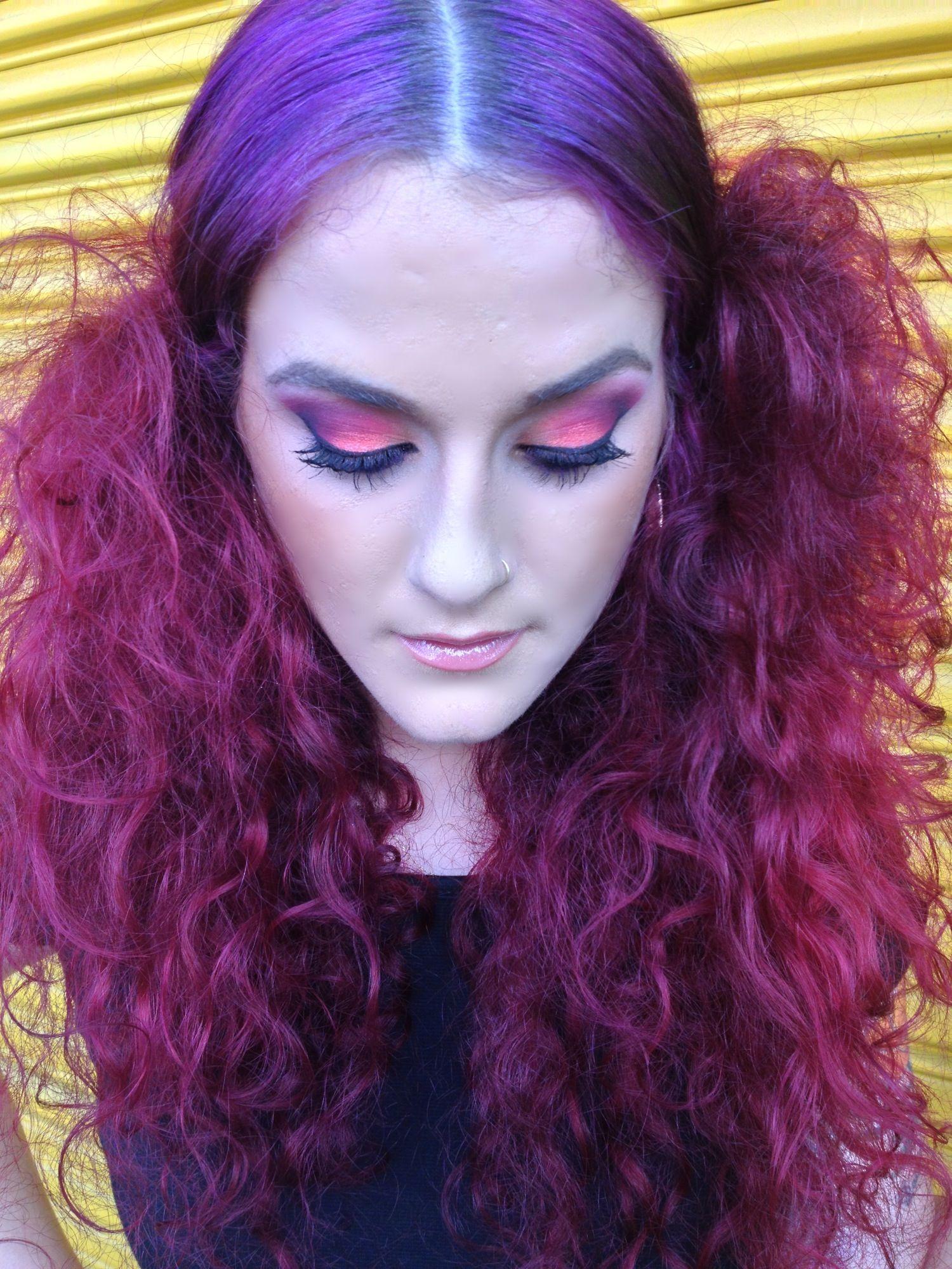 Urban photo shoot. maccosmetics makeupstore