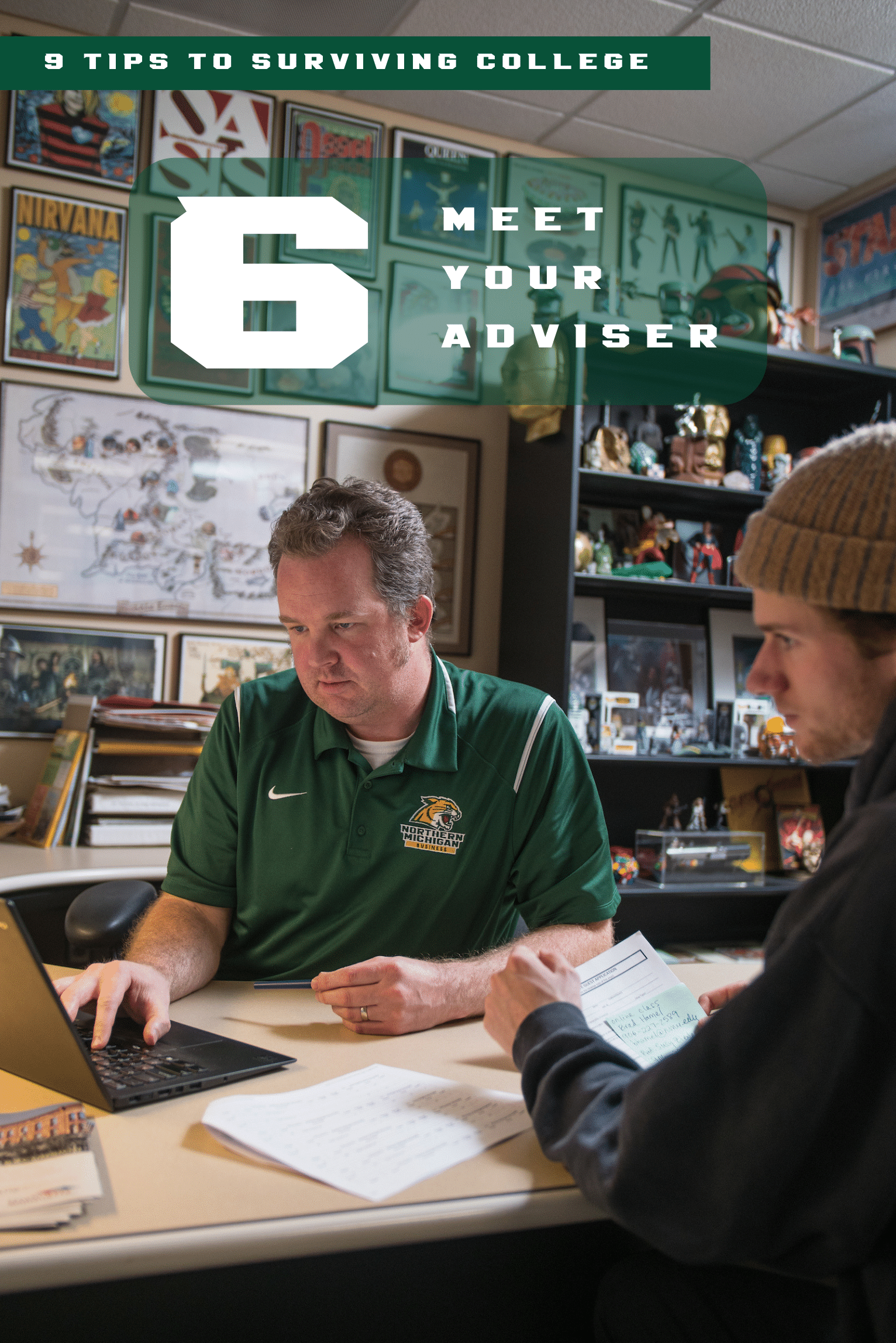 The Nmu Community Works Together With A Common Goal In Mind To Provide A Quality Education And Supportive Environment For Ou Faculty And Staff Student Advisor