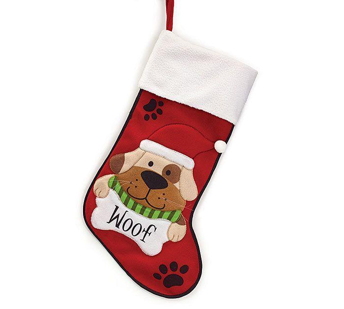 personalized pet stocking dog christmas stocking cat christmas stocking burtonandburton 19