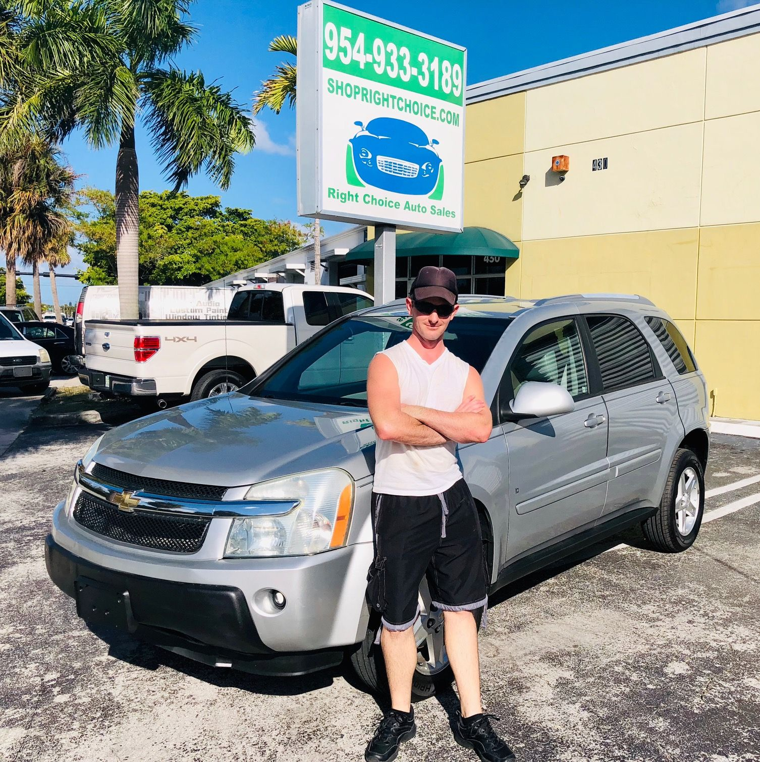 Your Choice Auto Sales >> Another Happy Customer At Right Choice Auto Sales In Pompano