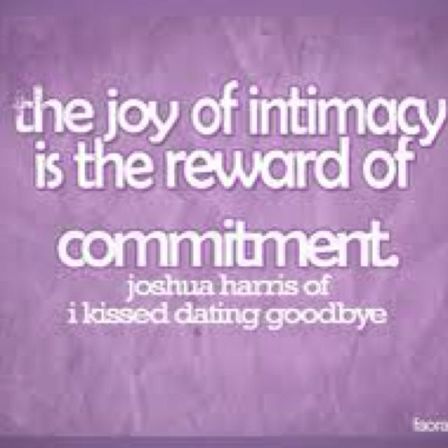 I kiss dating goodbye quotes