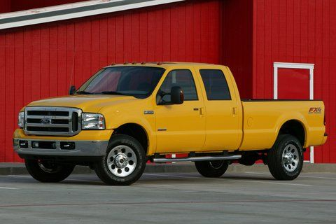 Ford F 250 Xlt Crew Cab Fx 4 Ford Specials Ford