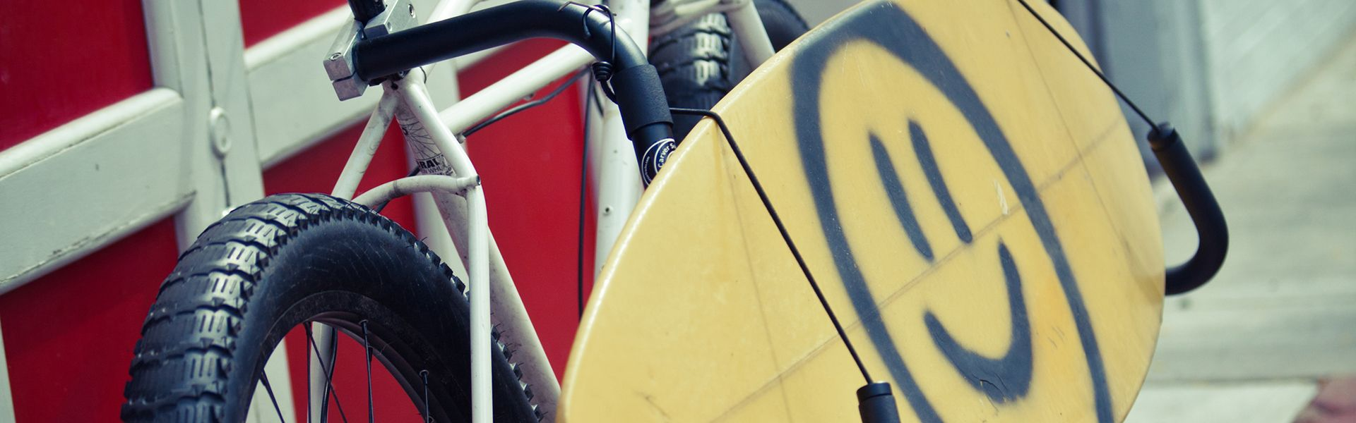 Carver Surfboard Racks For Bicycles | Two Wheels | Pinterest ...
