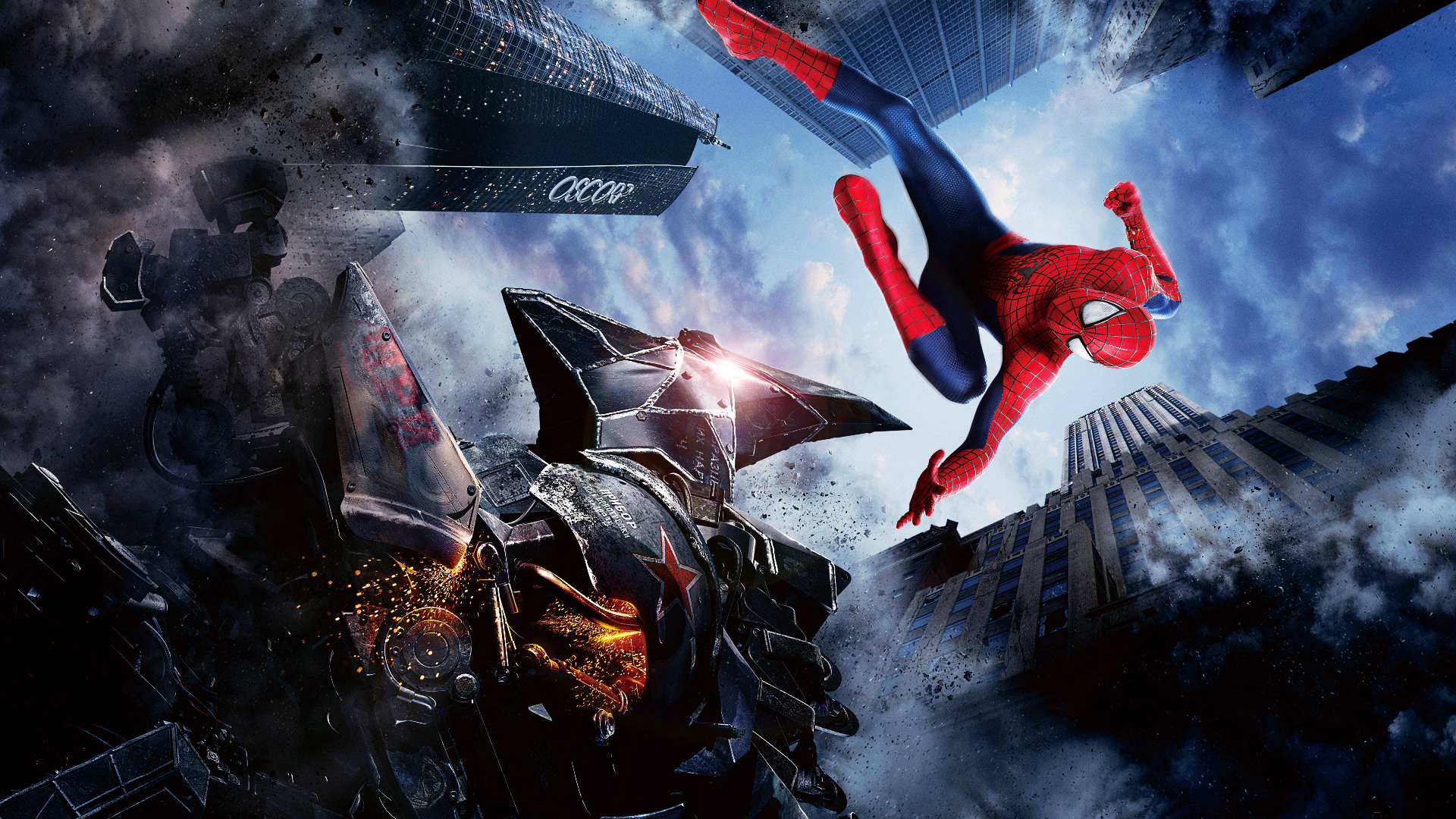 The Amazing Spider Man Images Collection Wallpaper HD Free