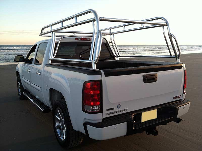 Custom Aluminum Dodge Rambox Ladder Rack Nicetrucks Bigtrucks