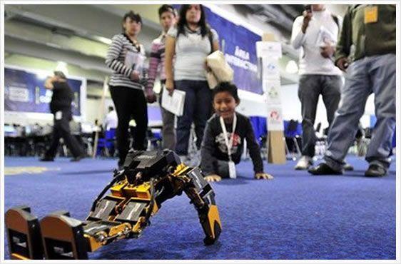 Participar en concurso de robótica - Por hacer