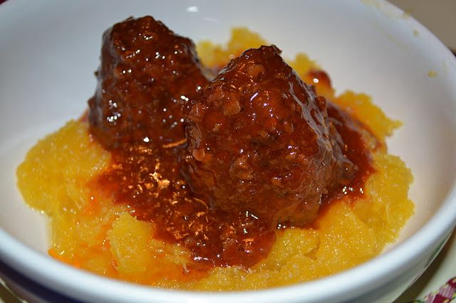 Share Tweet Pin Mail For dinner Tuesday night I made meatballs. I didn't really have a recipe in mind when I put them on ...