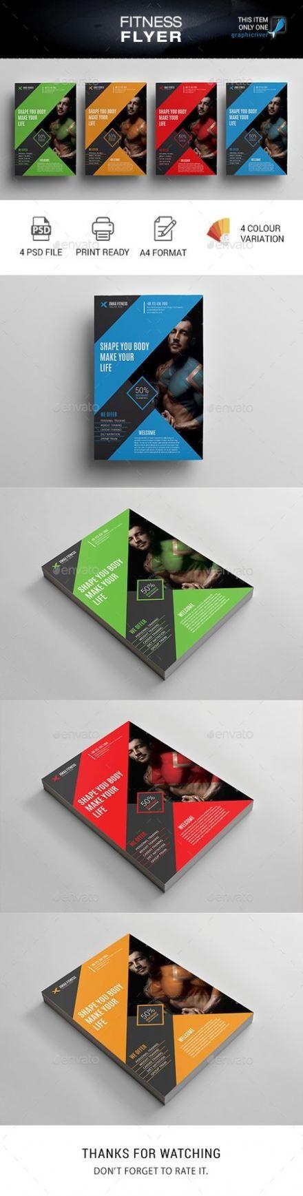 Fitness logo design ideas shape 22 best Ideas #fitness #design