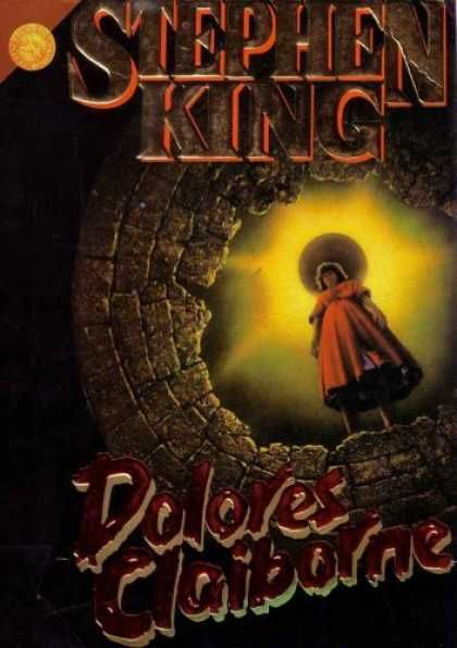 Dolores Claiborne by Stephen King. Available from Lane Library, Main Stacks. Call #PS3561.I483 D65 1993