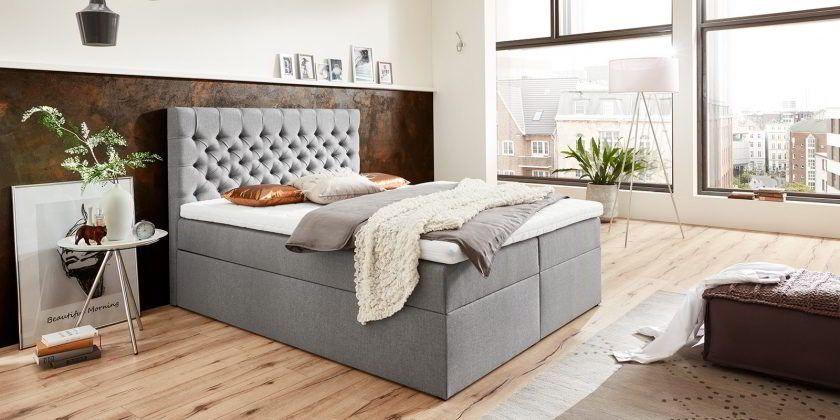 Betten Mit Unterbau Schubladen