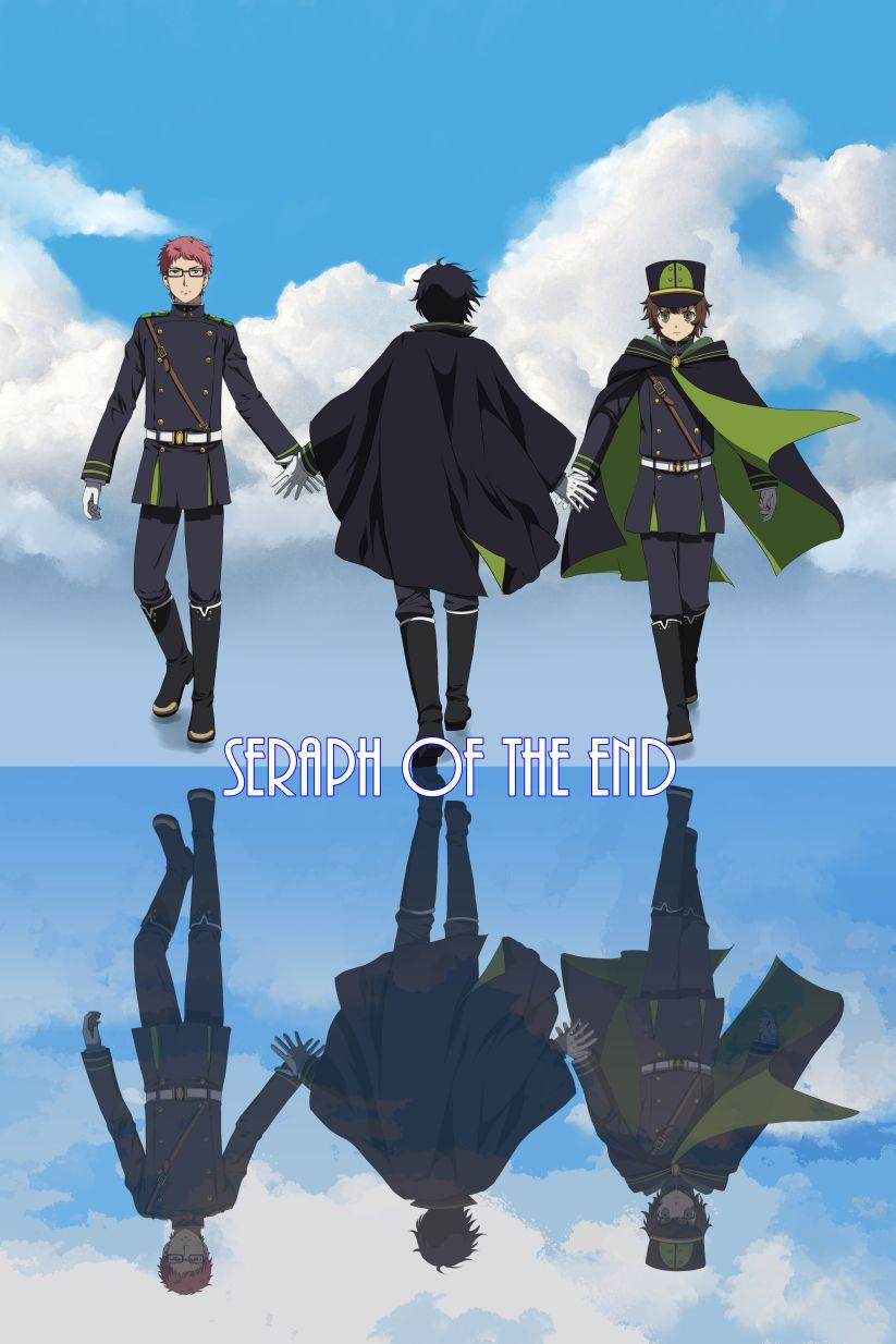 Owari no Seraph / Seraph of the End - Kimizuki Shihou, Hyakuya Yuuichirou & Saotome Yoichi