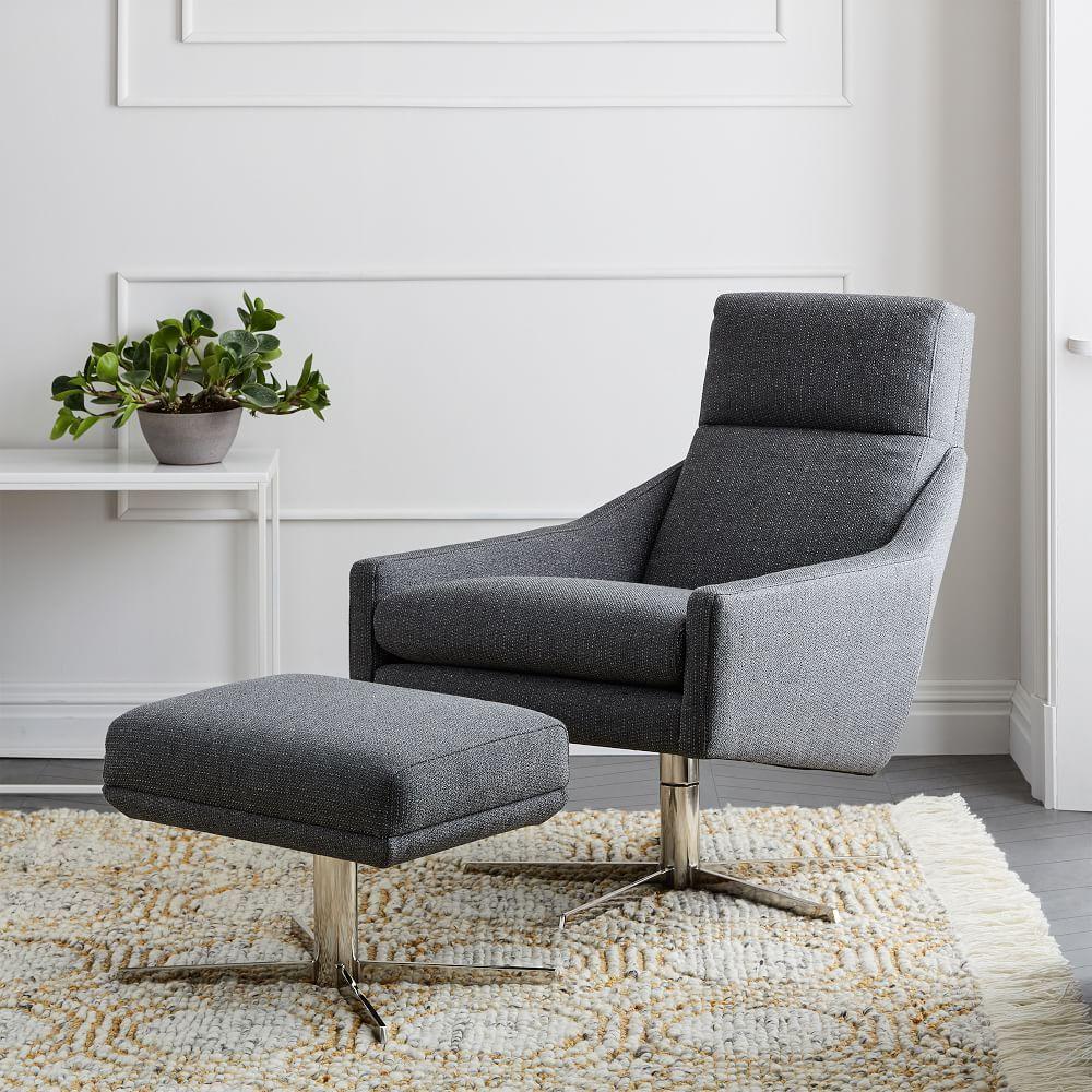 Austin Swivel Armchair Swivel armchair, Living room