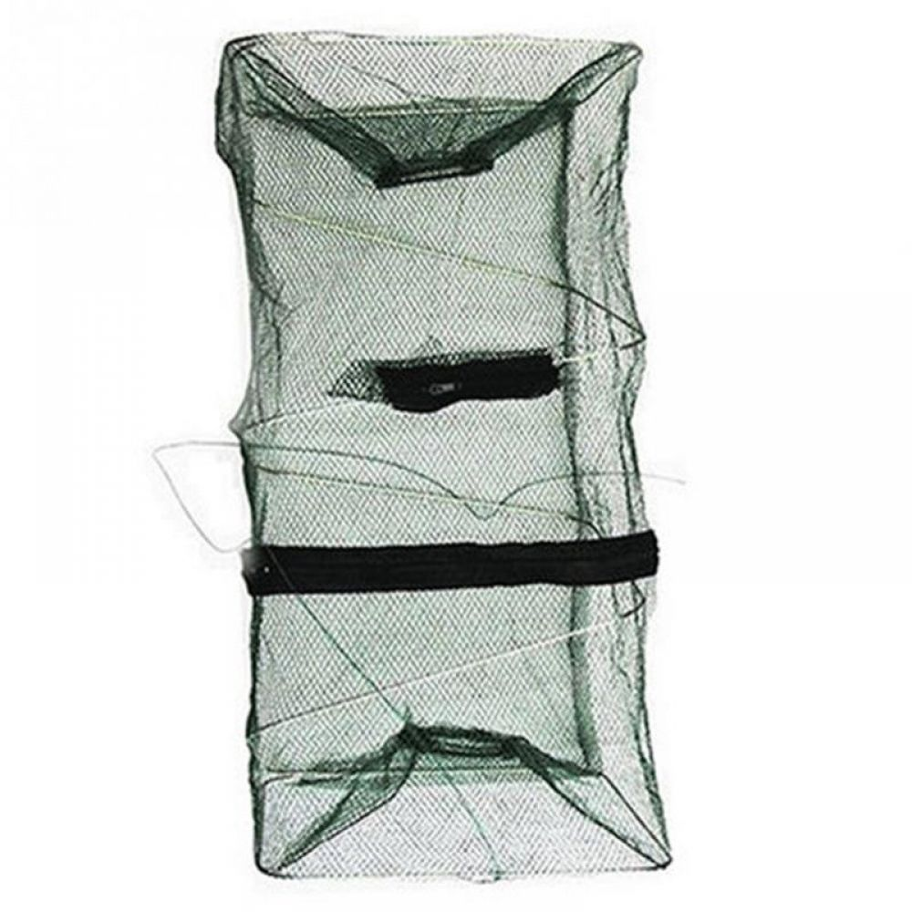 Saltwater /& Freshwater Fishing 170cm Crayfish Crawdad Lobster Prawn Trap Net