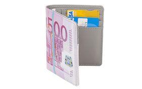 Carteira Euro - Meninos Store