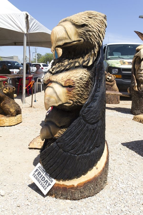 Th annual carving in the ozarks festival historic