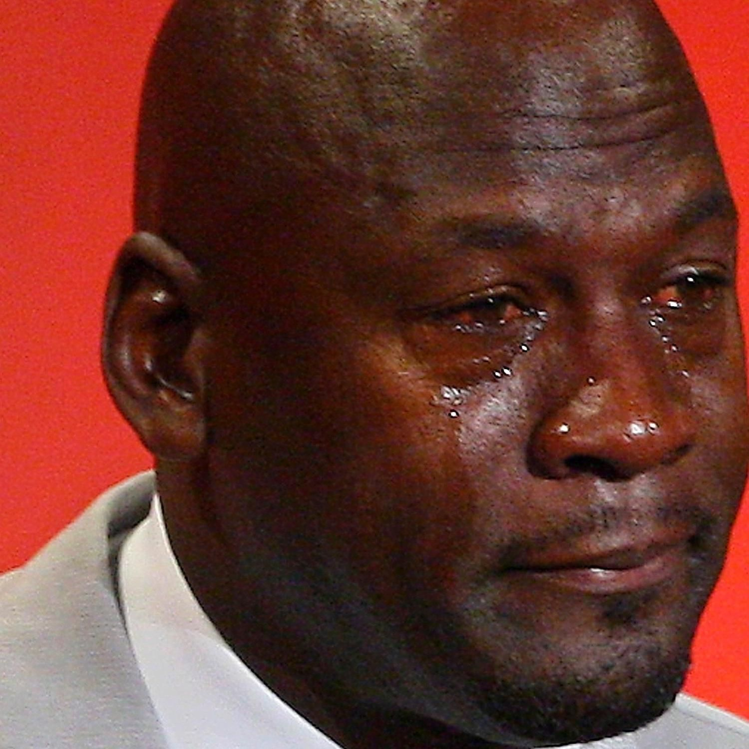 Photographer Stephan Savoia Refers To The Crying Jordan Meme As,