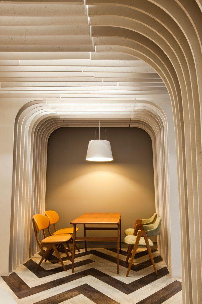 Bu Lounge By Supermachine Studio Lounge Design Lounge Interior