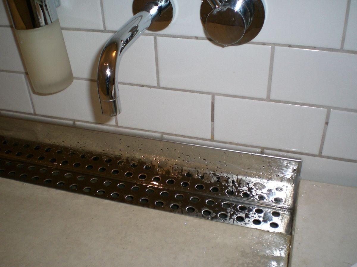 Bathroom Sinks Details Of Oversize Solid Surface