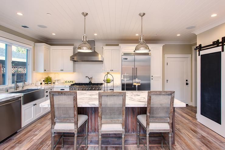 Latala Homes Kitchens Benjamin Moore Revere Pewter