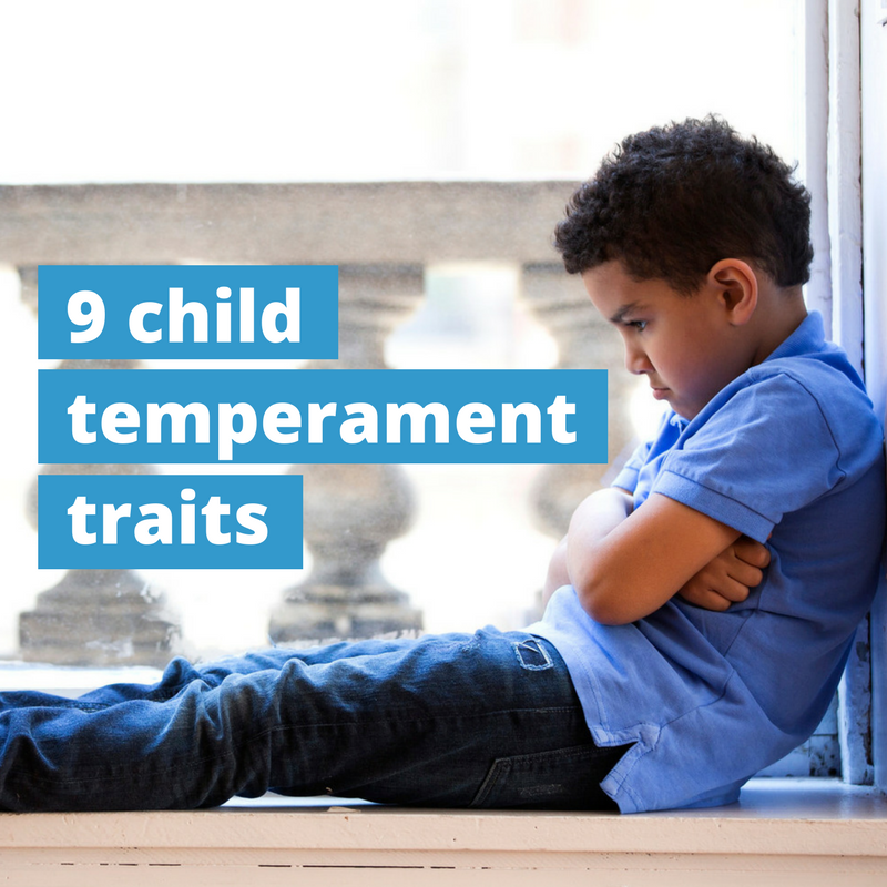 Your Childs Temperament 9 Basic Traits >> Your Child S Temperament 9 Basic Traits To Consider Must Read