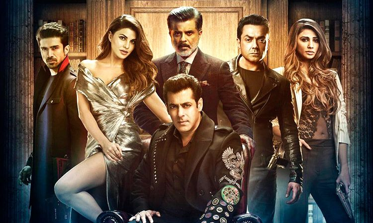 Music review race 3 race 3 salman khan hindi movies