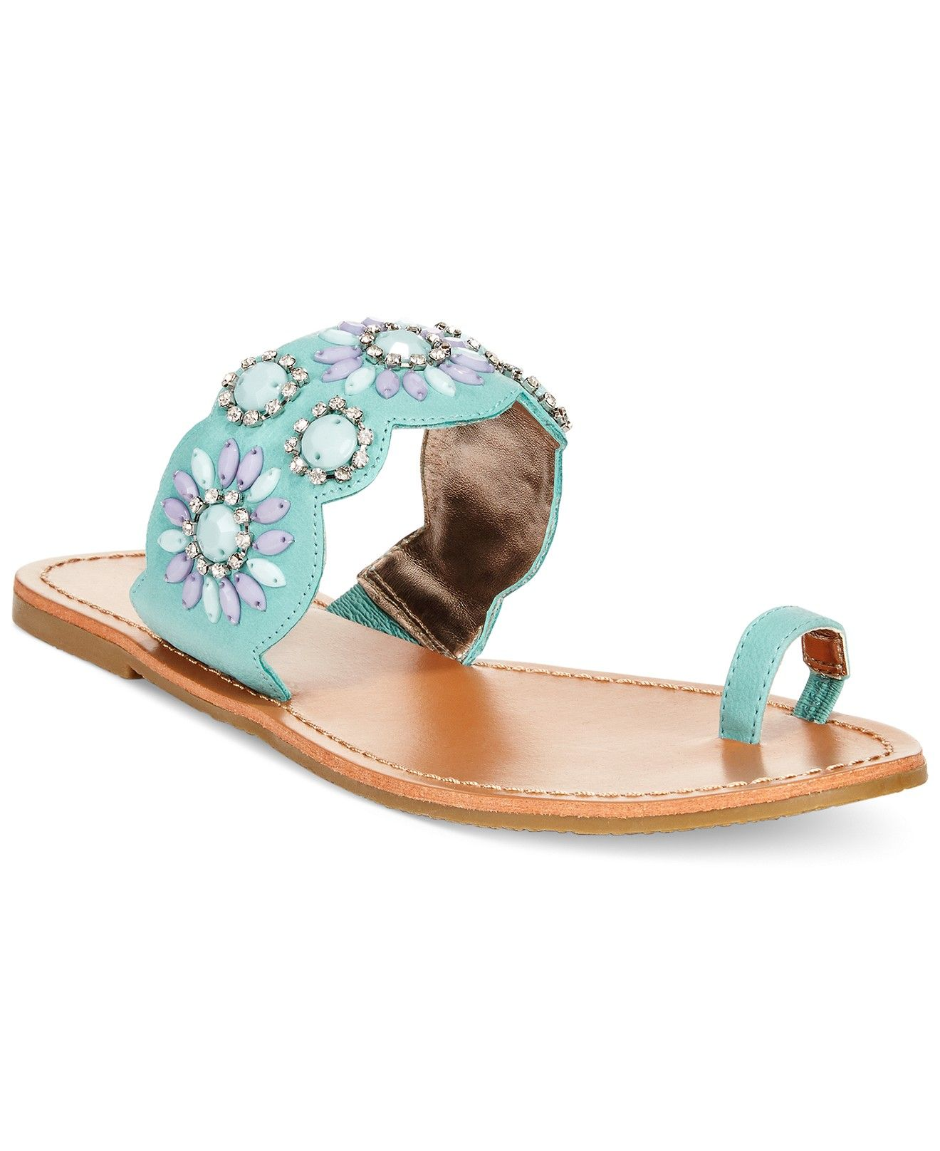 40714a8f3804 XOXO Rio Embellished Sandals - Shoes - Macy s  XOXO  shoes  XOXOshoes   XOXOfashion  sandals