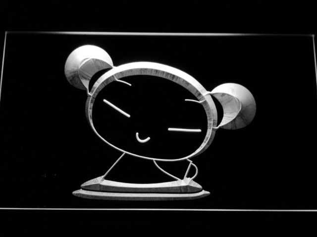 Pucca LED Neon Sign