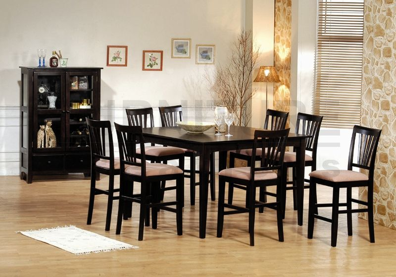 Dining Room Table Chairs Design Ideas Pinterest - Dining room table and 8 chairs for sale