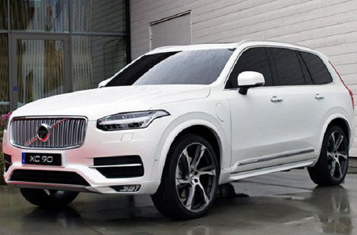 2018 Volvo XC90 Release Date, Changes, Price | cars ...