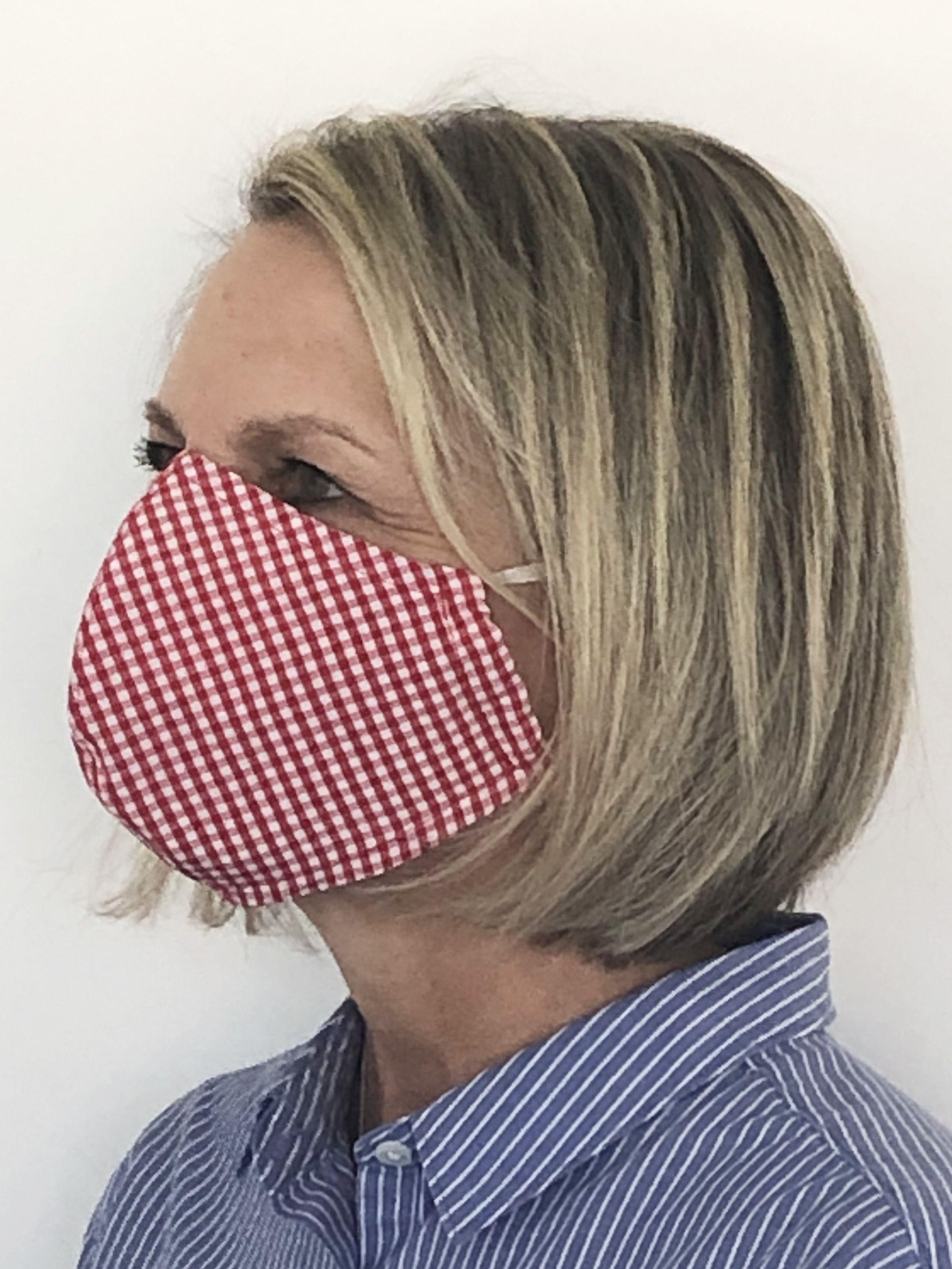 Photo of Gesichtsmaske 1 Seitenansicht