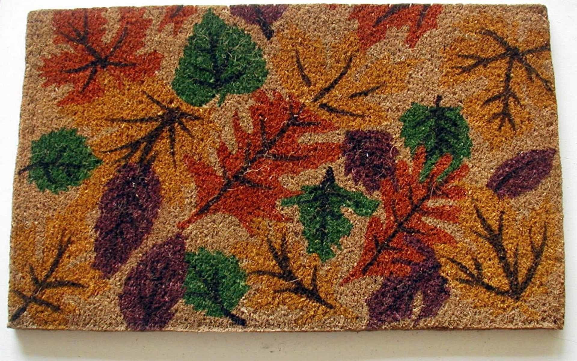 Fall Foliage Doormat